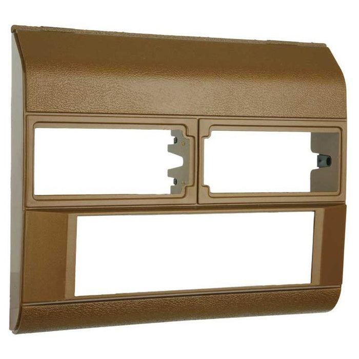 Metra 99-3000BR Brown 1-DIN Dash Kit for Select 1988-94 Chevrolet/GMC