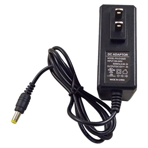 UL 12V DC 2Amp Power Supply Switch Adapter Security System Camera CCTV