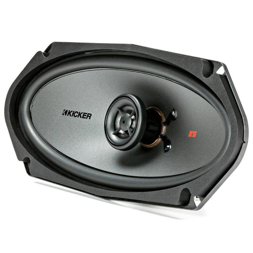 "Kicker 44KSC41004 4"" X 10"" inch 2 way 150 Watts Coaxial Speakers"