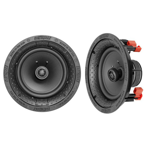 "Earthquake Sound R650 6.5"" In Ceiling Speakers(pair) w/ Magnetic Grill"