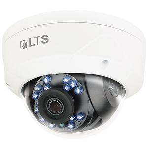 LTS CMHD7422-28 HD-TVI 2.1MP 1080P 2.8mm Smart IR 65ft Security Camera