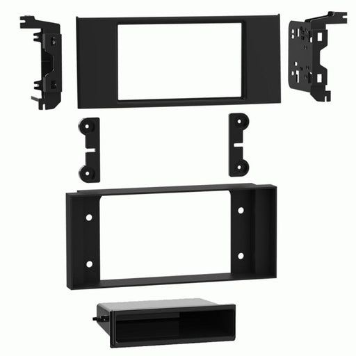 Metra 99-9402B 1-2 Din Dash Kit -Select Land Rover Range Rover '03-'12