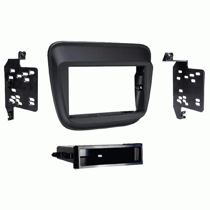 Metra 99-3022B 1 or 2 DIN Dash Kit - Select Chevrolet Equinox 2018-Up