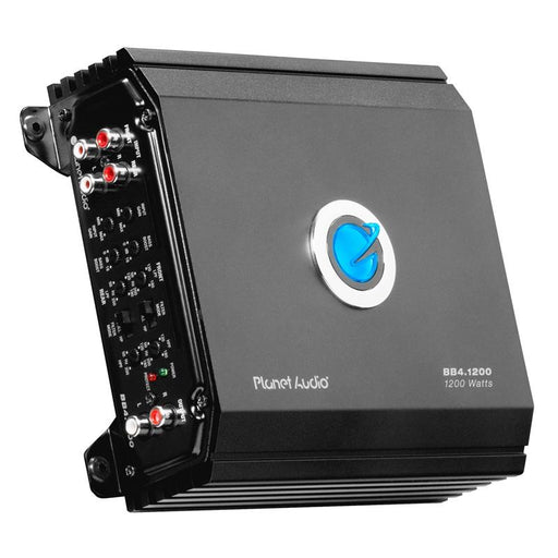 Planet Audio BB4.1200 Big Bang  4-Channel 1200W Class D Car Amplifier