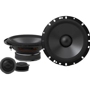 "Alpine S-Series 6 1/2"" 240 watt component speakers"