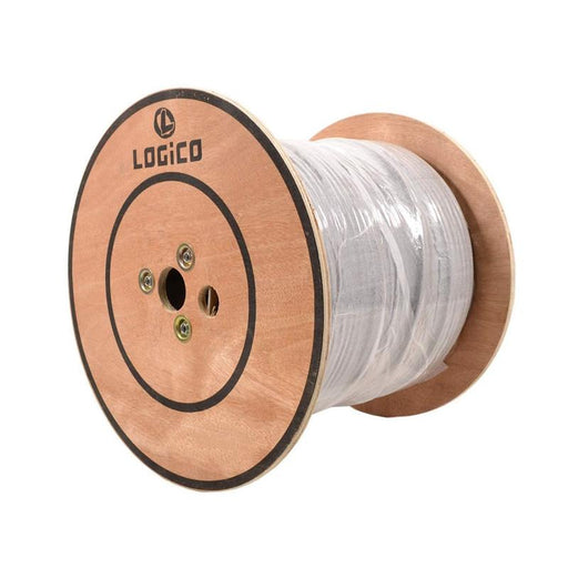 Cat6 STP FTP Outdoor Shielded Network UV Direct Burial 1000ft Cable