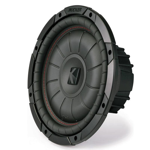 "Kicker 43CVT124 12"" 800 Watts Comp VT 4 Ohm Shallow Mount Subwoofer"