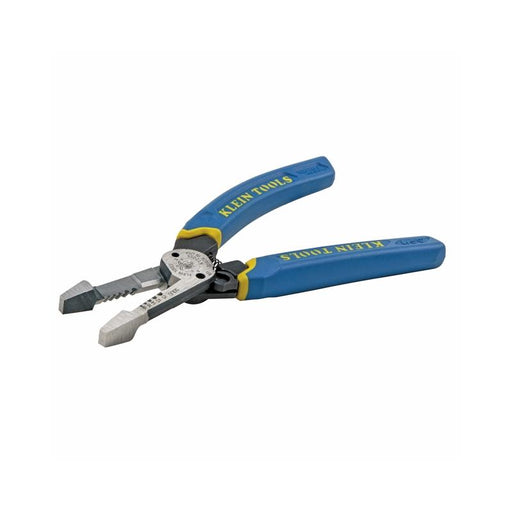 Klein Tools K12055 Heavy Duty Wire Cutter Stripper Solid & Stranded Wire