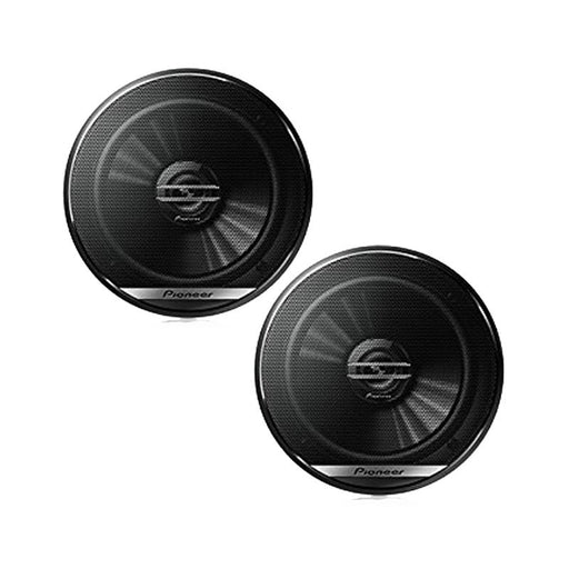 "Pioneer TS-G1620F 6.5"" 2-Way Coaxial Speakers 300W Max 40W Nom 6-1/2"""