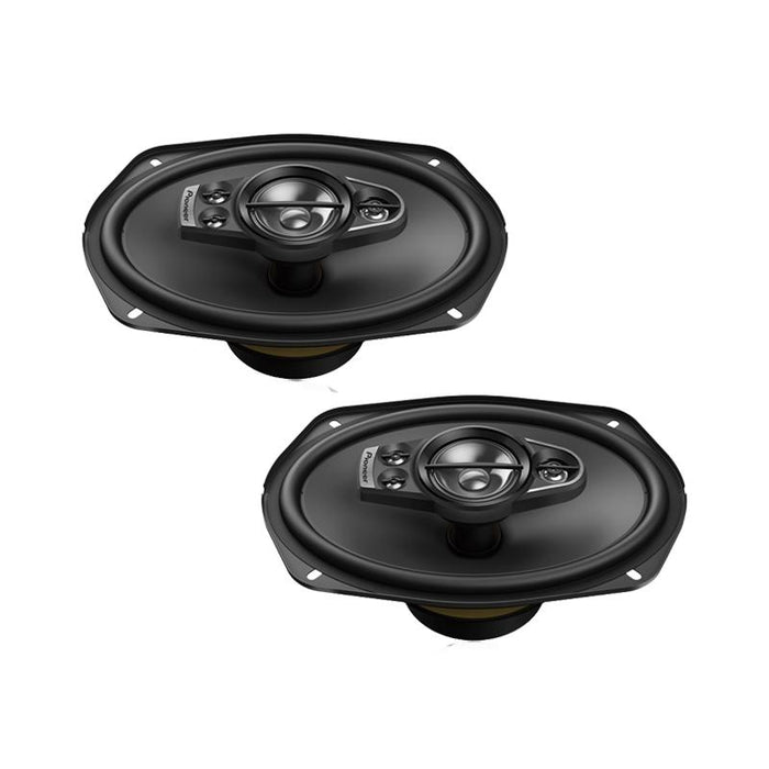 Pioneer TS-A6990F 6x9 5-Way Coaxial Speaker System 700 Watts