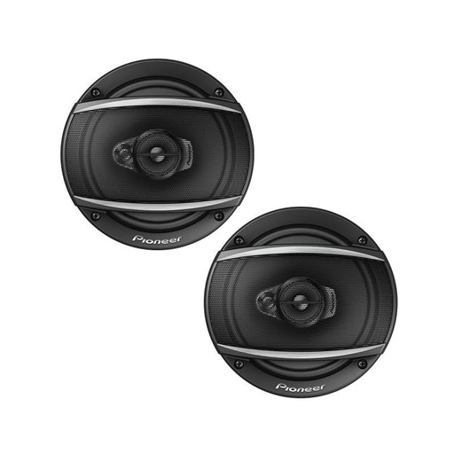 "Pioneer TS-A1670F 6.5"" 3-Way 320 Watts Coaxial Car Speakers 6-1/2"""