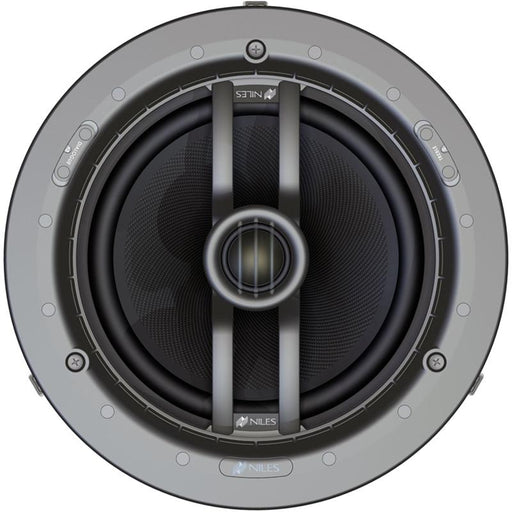 "Niles CM8PR (Ea) 8"" Two-way In-Ceiling Loudspeaker w/ Pivoting Tweeter"