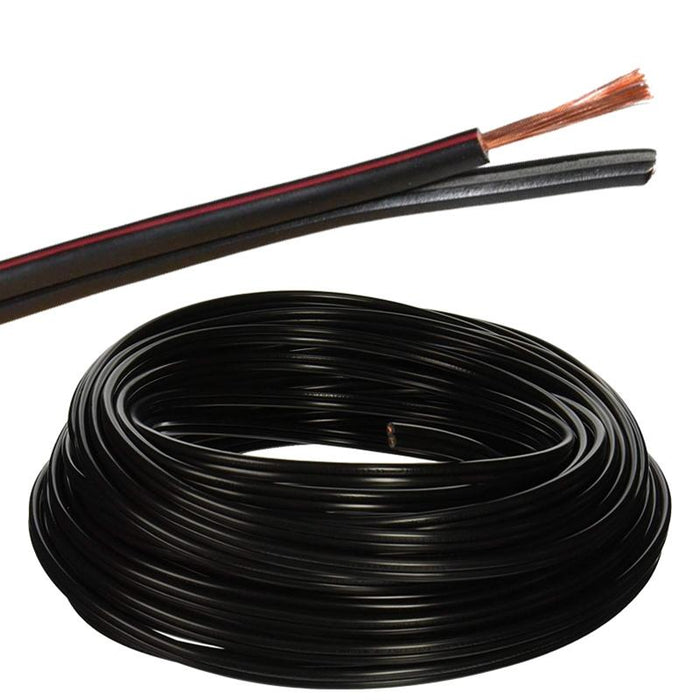 Logico 50ft 10 Gauge 2 Conductor Outdoor Direct Burial Landscape Cable