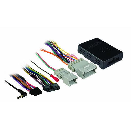 Metra AXGM-04 Amplified Data Interface for Select 2000-2013 GM Vehicles