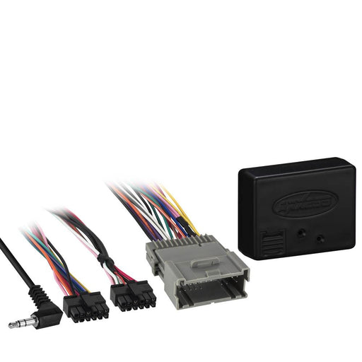 Metra AXVI-2003 LAN Accessory and NAV Output Interface for Select 2000-2013 GM Vehicles