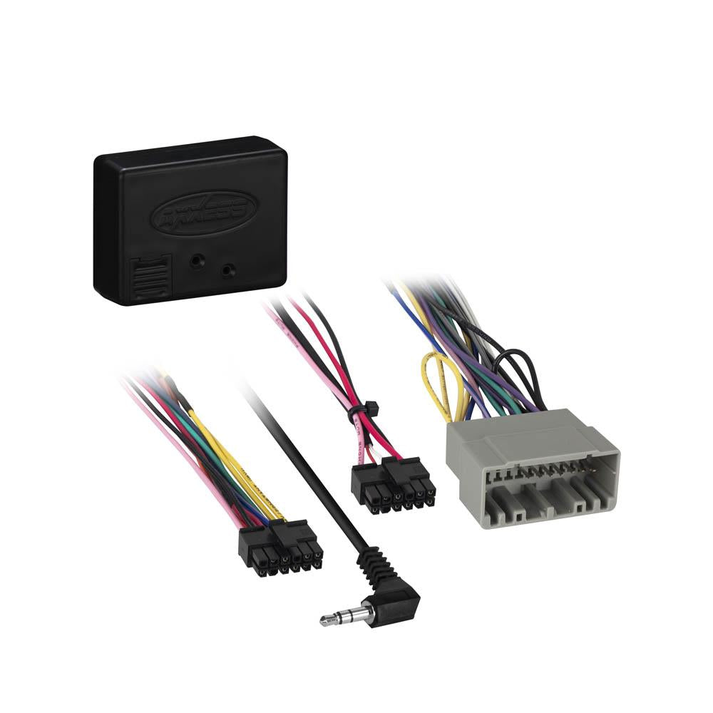 Metra AXVI-6502 Non-Amplified Non-OnStar Data Interface Harness to Retain Accessory Power