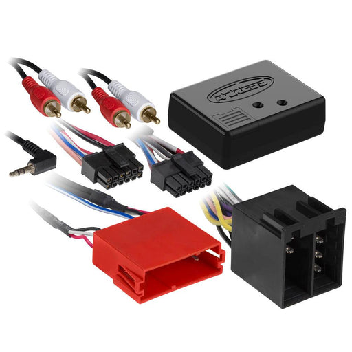 Metra AXVI-6515 Accessory and NAV Output Data Interface for 2012-2015 Fiat 500 Vehicles