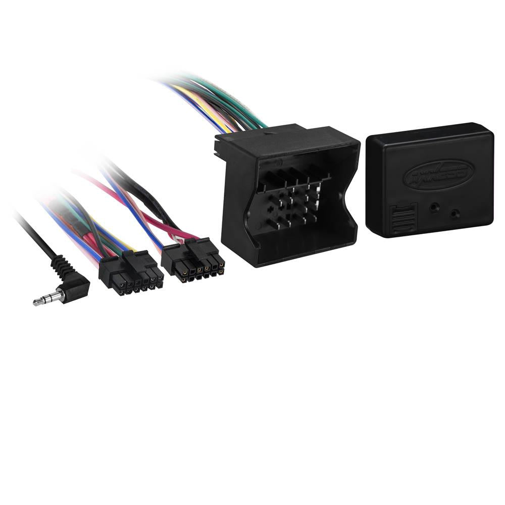 Metra AXVI-9005 Wiring Interface for Select 2005-Up Mercedes-Benz Vehicles