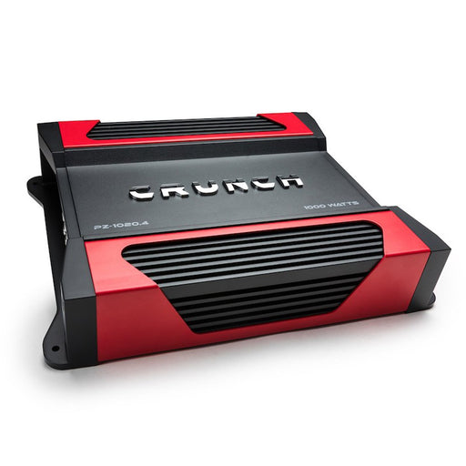 Crunch PZ-1020.4 Powerzone 1000 Watts Class AB 4-Channel Car Audio Amplifier