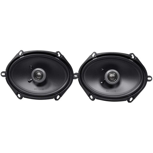 "MB Quart FKB168 Formula Series 5""x7""/ 6""x8"" 100W Max 2-Way Coaxial Speaker Pair"