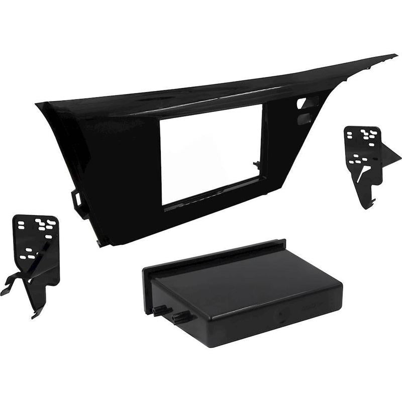 Kenwood Double Din Dash Kit Page 18 Manual Guide