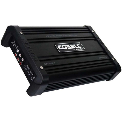 Orion CBT2000.4 4 Channel Class AB Amplifier 2000 Watts Car Amplifier