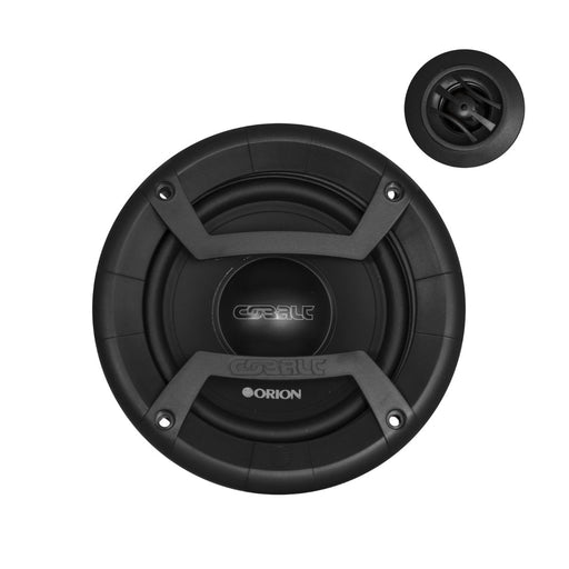 "Orion CO525C 5.25"" 250W 2-Way Cobalt Series Component Car Speaker System"