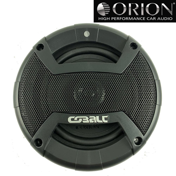"Orion CO52 5.25"" 250W Max 2 Way Cobalt Series Car Audio Coaxial Speakers CO52.2"