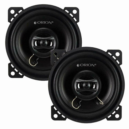 "Orion CT40 4""Cobalt Series 2-Way Coaxial Car Speaker 300 Watts Max Music Power"