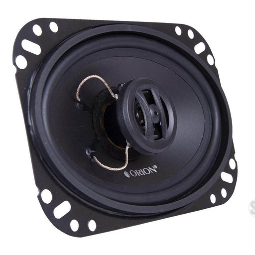 "Orion CT46 4"" X 6"" 2-Way Cobalt Series Coaxial Car Speakers 300 Watts"
