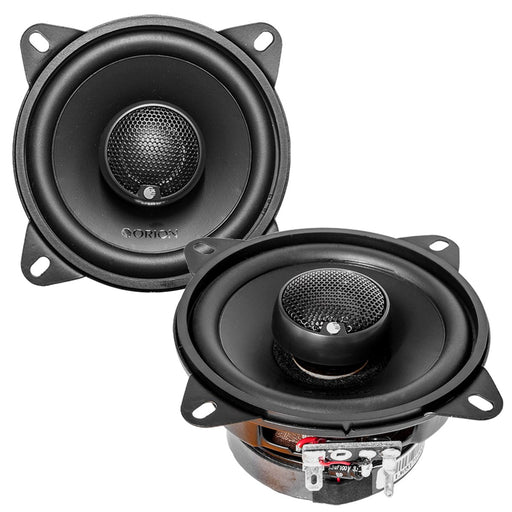 "Orion XTR40.2 4"" 2-Way XTR Series 250W Coaxial Speakers - Pair"