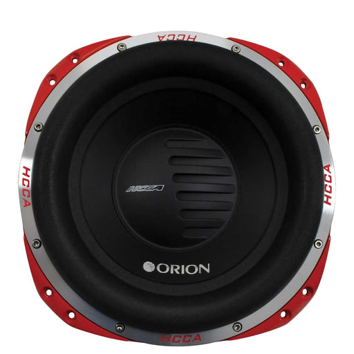 "Orion HCCA104 10"" DVC Dual 4 OHMS 4000W Nominal Power Car Subwoofer 2000W RMS"