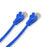 CAT5E Blue Ethernet Network 1-100 Feet 24 Gauge Patch Cable RJ45 LAN Wire