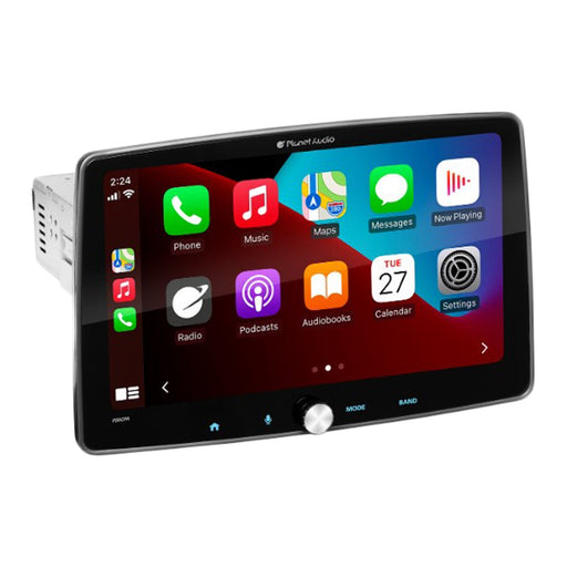 "Planet Audio P90CPAC 9.1"" Car Multimedia Player With Android Auto and Apple CarPlay+ Camera"