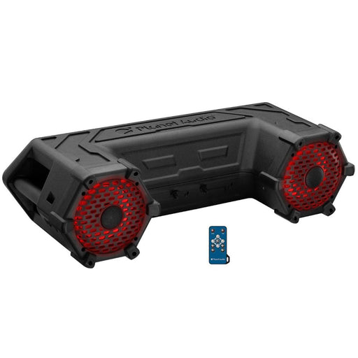 "Planet Audio PATV65RGB 6.5"" Weatherproof All-Terrain Sound system Built-in Amp"