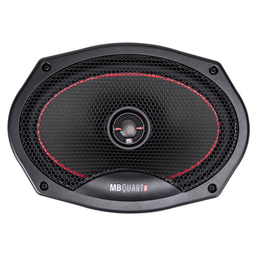 "MB Quart RK1-169 Reference Series 6x9"" 2-Way Coaxial Speaker System 200 Watts"