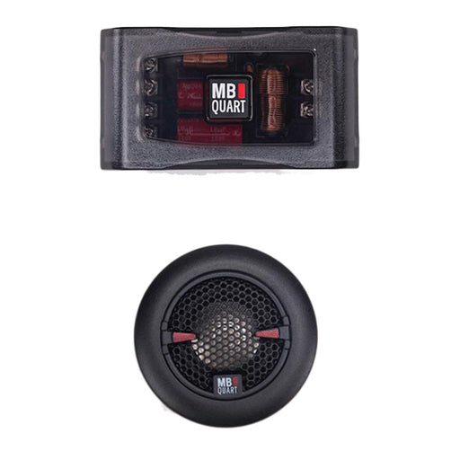 "MB Quart RS1-216 Reference Series 6.5"" 2-Way Component Speaker System 220 Watts"