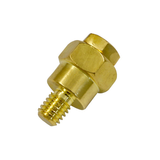 The Wires Zone GM Side Post Battery Terminal Gold Plated - Short