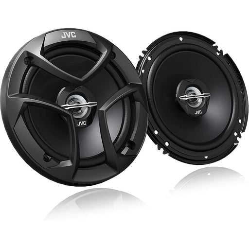 "JVC CS-J620 300W Peak / 30W RMS 6.5"" CS Series 2-Way Coaxial Car Speakers (Pair) (4352776241216)"