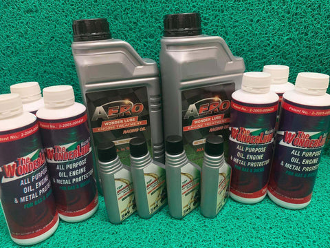 Coocart online™ Wonderlube Engine Oil For Metal and Engine Protection