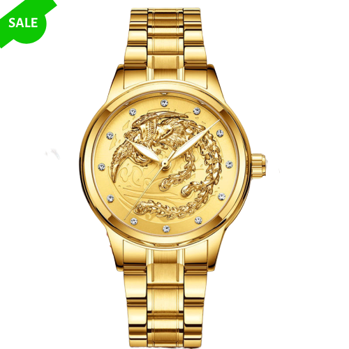 Coocart Online™ Luxury Women's Phoenix Quartz Watch