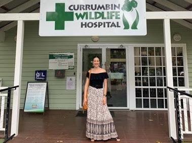 Koala Grey Nail Snail Raises Vital Funds for the Currumbin Wildlife Hospital