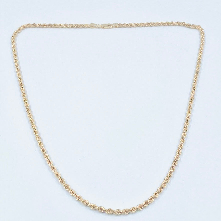 9CT PLAIN JANE