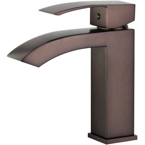 Cordoba Single Handle Bathroom Vanity Faucet in Oil Rubbed Bronze