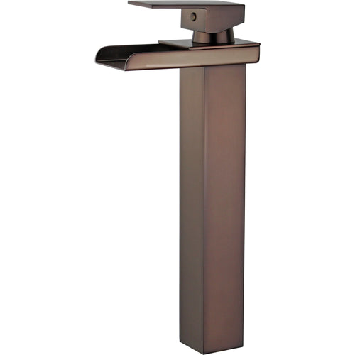 Oviedo Single Handle Bathroom Vanity Faucet in Oil Rubbed Bronze