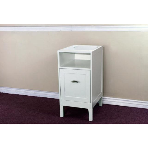 16 in Cabinet-wood-white