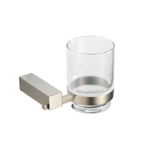 Fresca Ottimo Tumbler Holder - Brushed Nickel