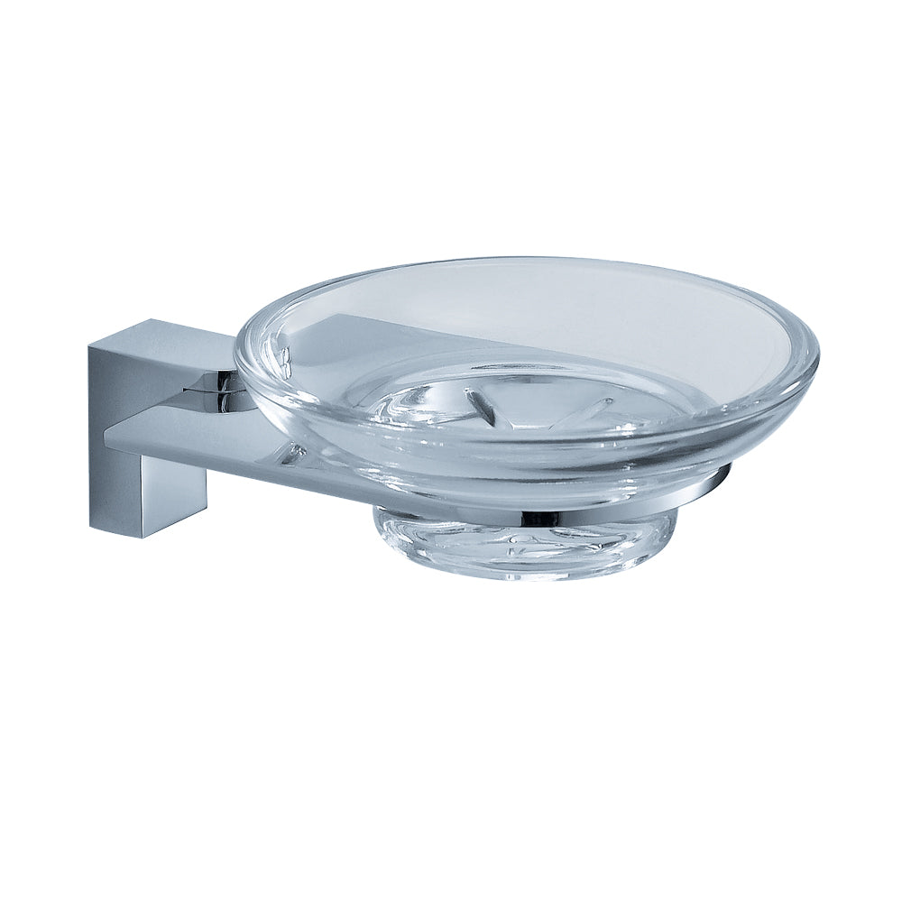 Fresca Generoso Soap Dish - Chrome