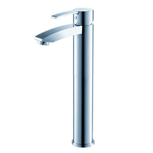 Load image into Gallery viewer, Fresca Livenza Single Hole Vessel Mount Bathroom Vanity Faucet - Chrome