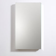 "Load image into Gallery viewer, Fresca 20"" Wide x 36"" Tall Bathroom Medicine Cabinet w/ Mirrors"